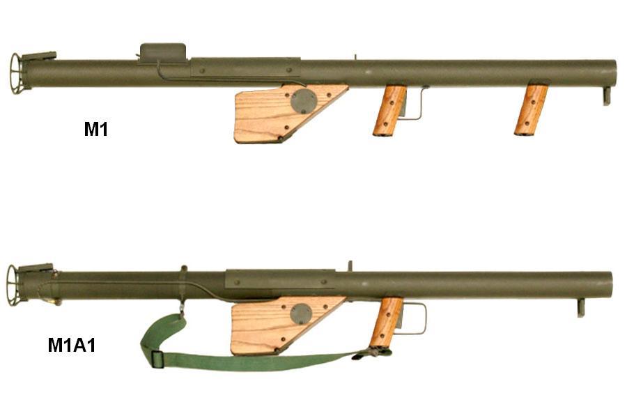 Bazooka M1A1 (US WW2